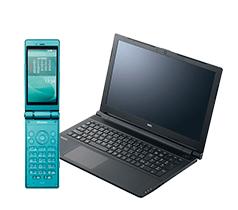 PC・タブレット・スマートフォン・携帯電話の一部