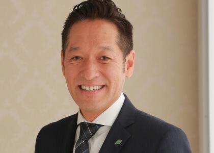 株式会社エコリング 代表取締役社長  桑田 一成