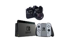 カメラ・ゲーム機