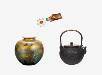 骨董品・陶器