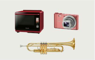 家電、カメラ・楽器