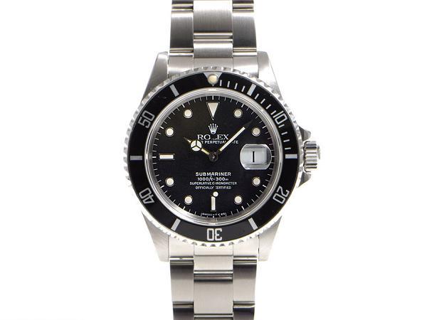 ロレックス・サブマリーナーの腕時計を買取 名古屋 名古屋香流店