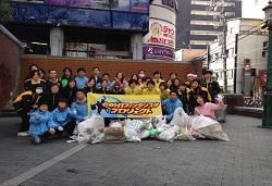 ゴミを拾う人を増やす!視点を変えたプロジェクト