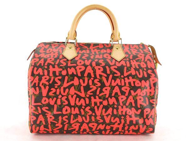 ヴィトン・モノグラム・グラフィティ・スピーディのバッグを買取 神戸 西明石店
