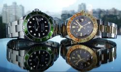 腕時計の代表・ロレックスのお手入れの方法