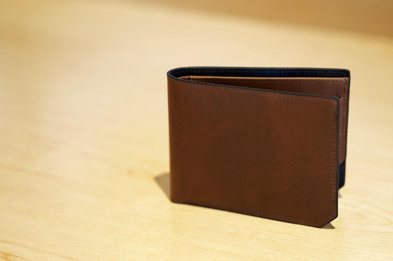 ヴィトン財布のお手入れ2