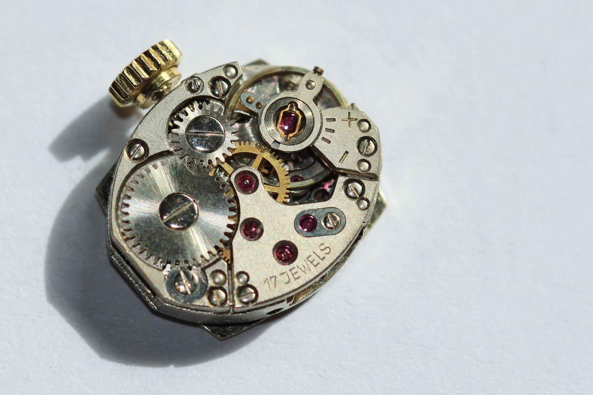 ヴィトン腕時計のお手入れ2