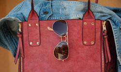 革製ブランドバッグ品の季節ごとの保管方法について