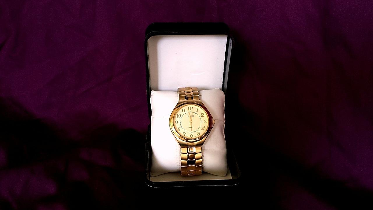 腕時計季節ごとの保管2