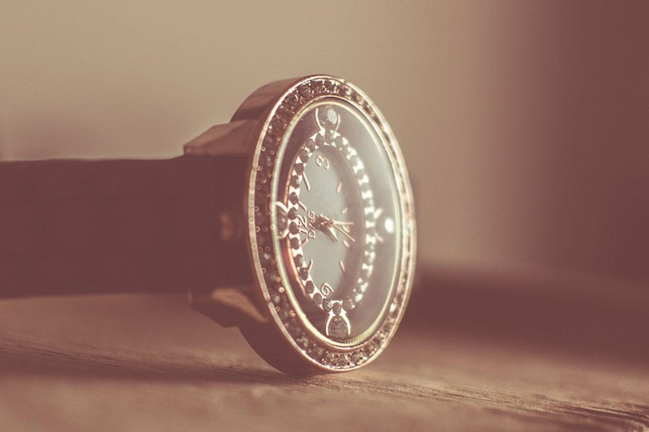 腕時計の保管スペース1