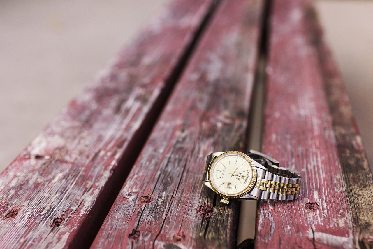 腕時計の保管スペース2