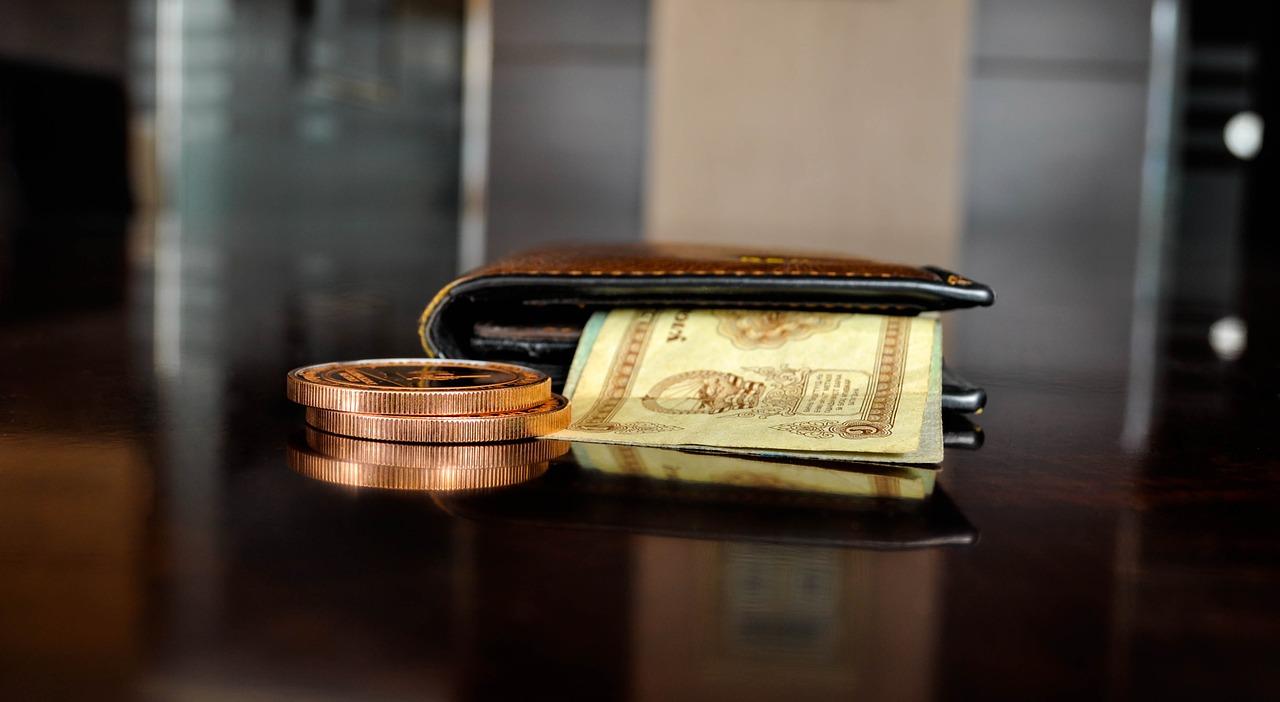 ブランド財布の保管スペース2