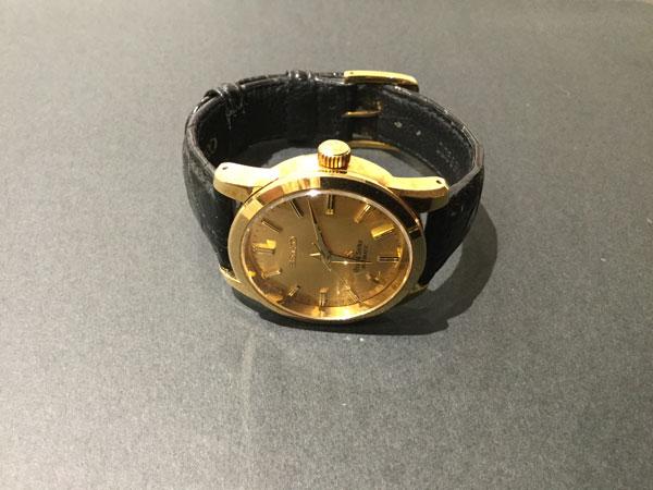 セイコー・グランドセイコー・金無垢の腕時計を買取 大阪 天六店