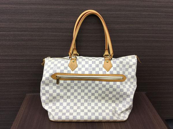 ヴィトン・アズール・サレヤGMのトートバッグを買取|広島|広島府中店