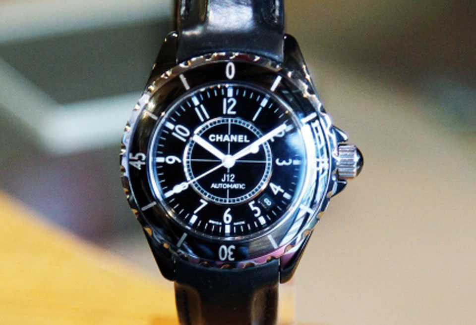 シャネル腕時計の選び方1