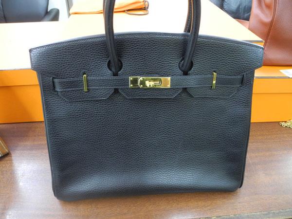 エルメス・バーキン35・2000年製のハンドバッグを買取|広島|広島西店