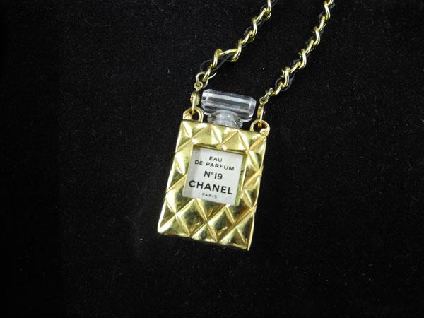 シャネルの香水トップネックレスを買取 広島 広島西店