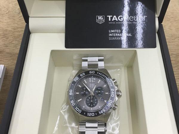 タグホイヤー・フォーミュラー1・CAZ1011の腕時計を買取|川口|西川口店