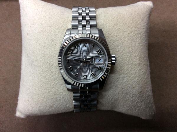 ロレックス・デイトジャスト・レディース・179174の腕時計を買取 難波 天王寺上本町店