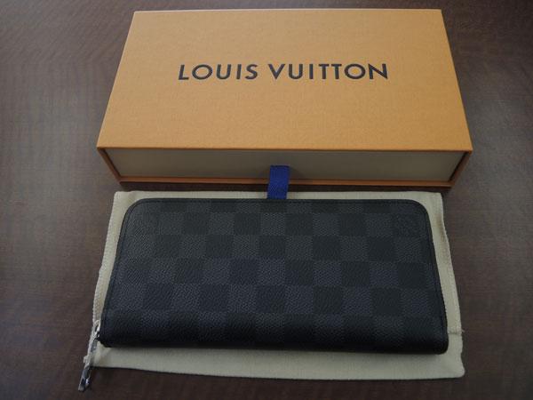 ヴィトン・グラフィット・ジッピー・ヴェルティカルの財布を買取 広島 廿日市宮内店