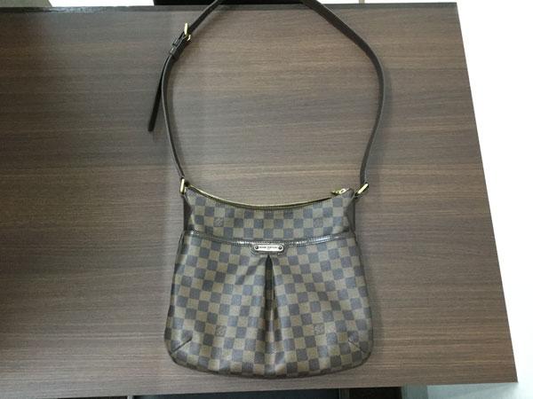 ヴィトン・ダミエ・ブルームズベリのバッグを買取|姫路|東加古川店