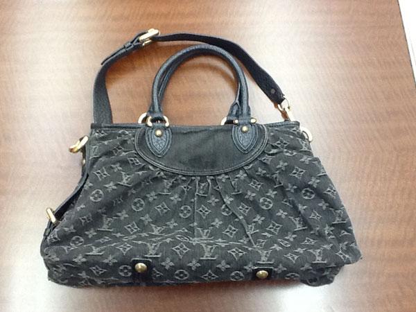 ヴィトン・デニム・ネオカヴィMMのハンドバッグを買取 神戸 六甲道店