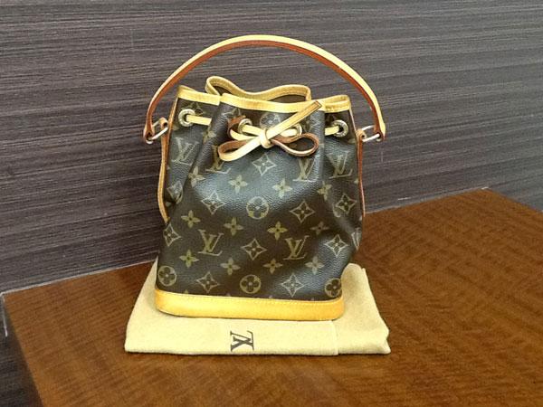 ヴィトン・モノグラム・ミニノエのバッグを買取|神戸|東灘店