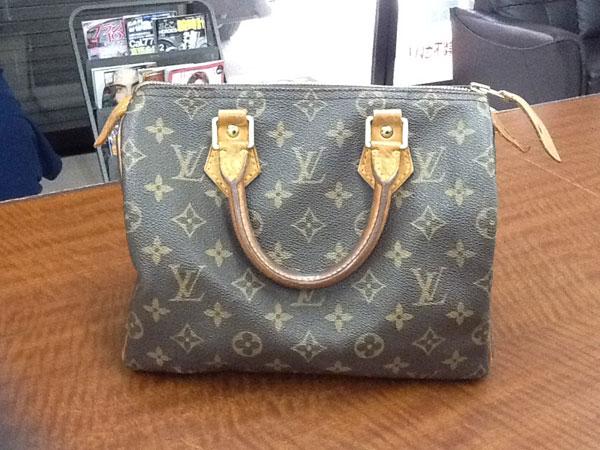 ヴィトン・モノグラム・スピーディのバッグを買取 広島 広島緑井店