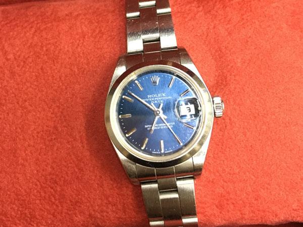 ロレックス・79160・デイトジャスト・K243098の腕時計を買取|神戸|兵庫店