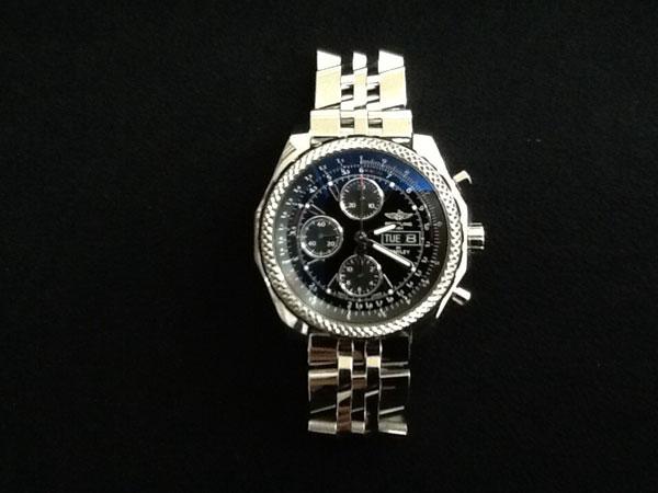 ブライトリング・ベントレーの腕時計を買取 横浜 大倉山店