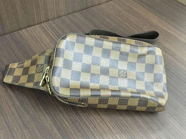 ヴィトン・ダミエ・ジェロニモスのバッグを買取|神戸|元町駅前店