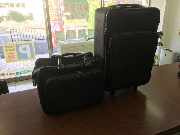 ブルガリのキャリーバッグセットを買取|大阪|吹田店