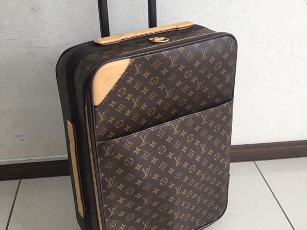 ヴィトン・モノグラム・ベガス60のキャリーバッグを買取|神戸|芦屋店