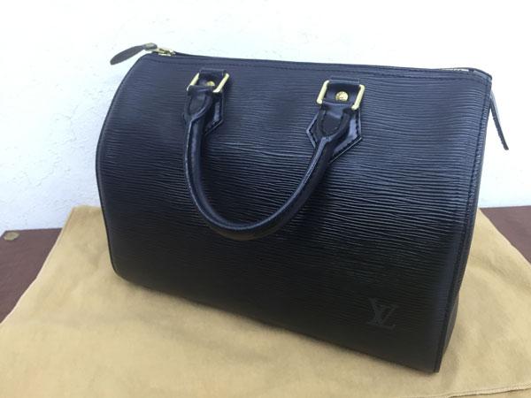 ヴィトン・エピ・スピーディ・30・ノワールのバッグを買取|神戸|神戸店