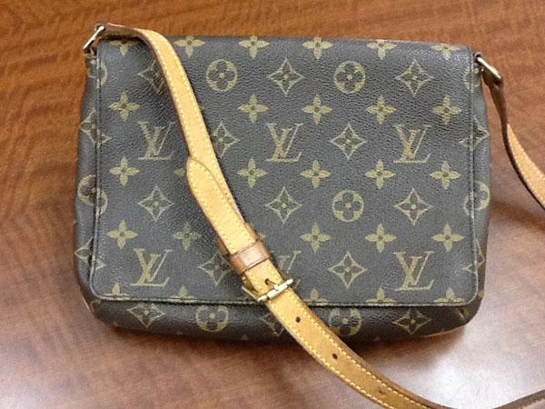 ヴィトン・モノグラム・ミュゼットタンゴのバッグを買取|広島|広島緑井店