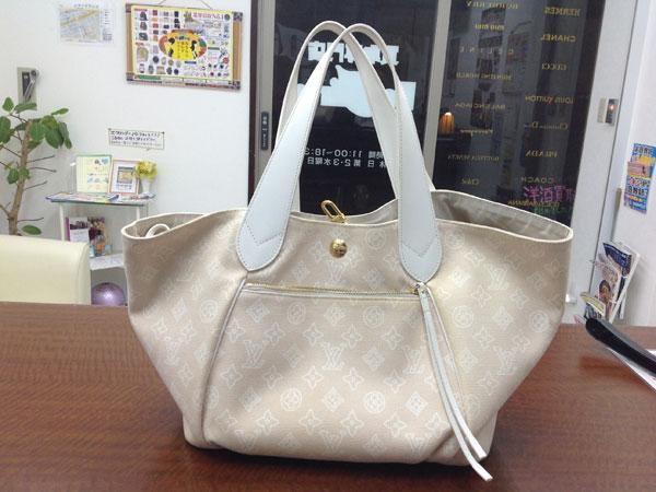 ヴィトン・カバ・イパネマのバッグを買取|神戸|住吉駅前店