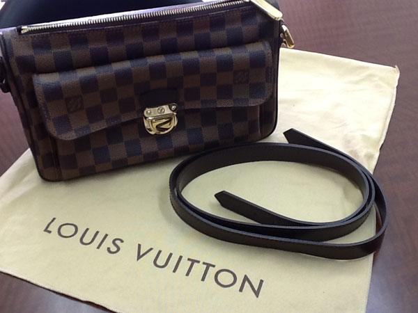 ヴィトン・ダミエ・ラヴェッロのバッグを買取 神戸 六甲道店