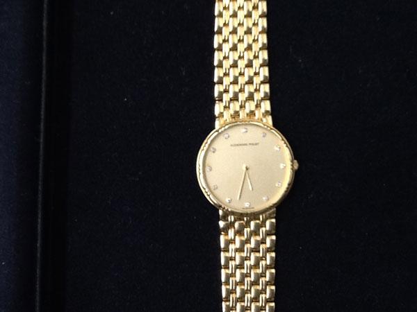 オーデマピゲ・K18・無垢の腕時計を買取 神戸 西明石店