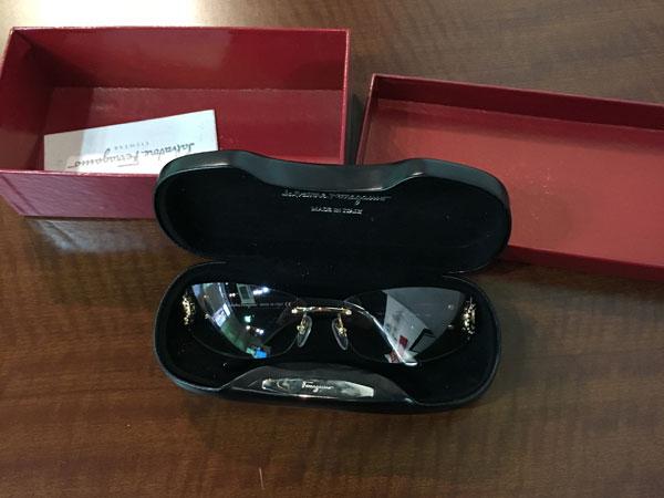 フェラガモ・67□14のサングラスを買取|神戸|兵庫店