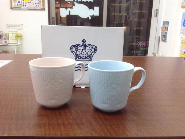 ロイヤルコペンハーゲンのマグカップを買取|神戸|住吉駅前店