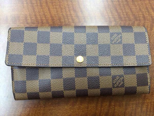 ヴィトン・ダミエ・ポルトフォイユ・サラの財布を買取|神戸|神戸店