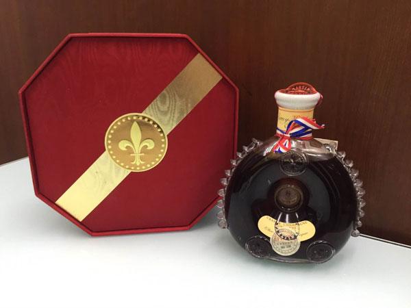 レミーマルタン・ルイ13世・ベリーオールドのブランデーを買取 神戸 夙川店