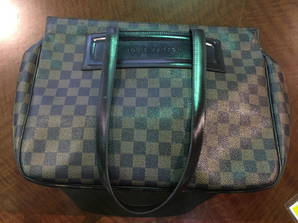 ヴィトン・ダミエ・パリオリのバッグを買取 神戸 兵庫店