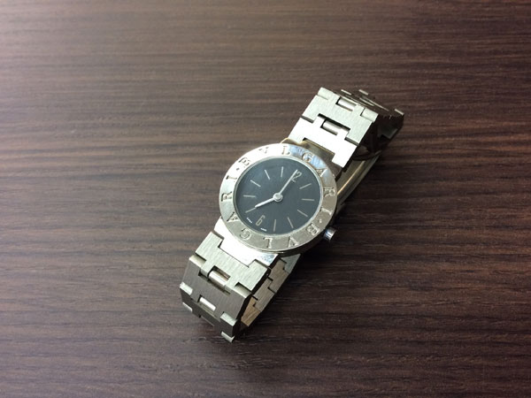 ブルガリ・ブルガリブルガリ・BB23の腕時計を買取|名古屋|安城店