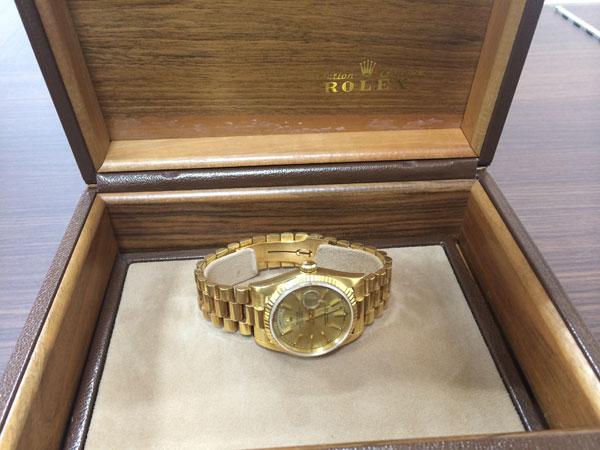 ロレックス・デイデイト・18238の腕時計を買取|神戸|板宿店