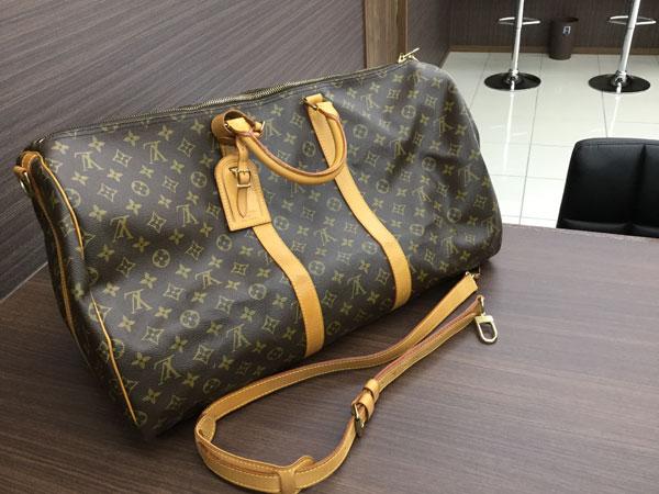 ヴィトン・モノグラム・キーポル・バンドリエール55のバッグを買取|名古屋|名古屋徳重店