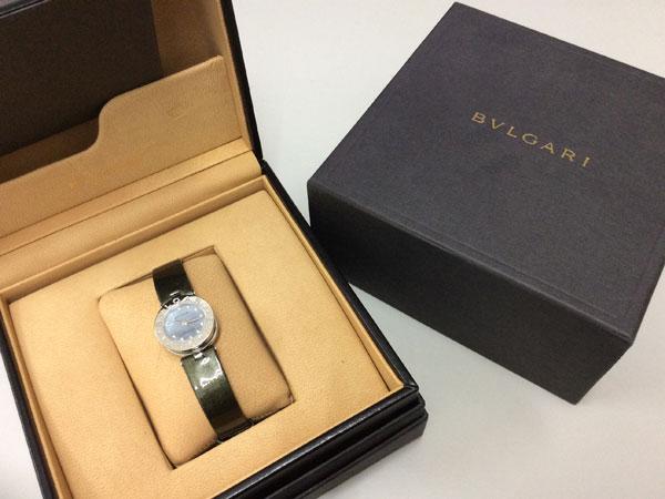 ブルガリ・B-zero・22s・12Pダイヤの腕時計を買取|名古屋|安城店