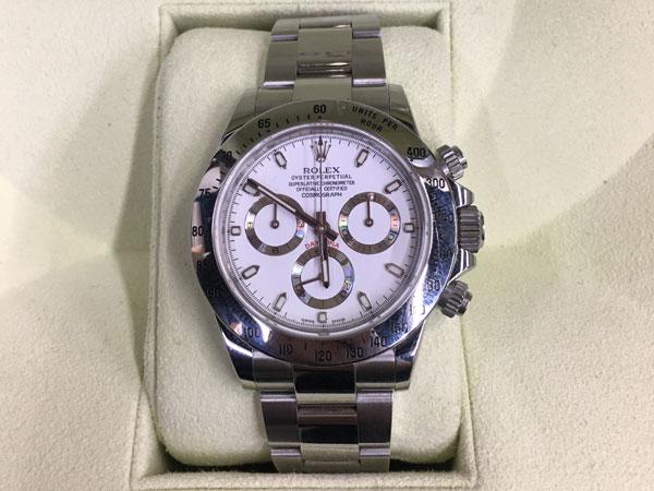 ロレックス・116520・デイトナの腕時計を買取|神戸|兵庫店