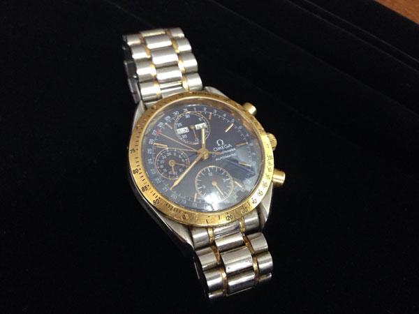 オメガ・スピードマスター・トリプルカレンダーの腕時計を買取|神戸|東灘店