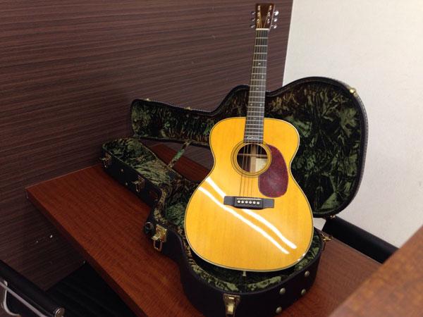 マーチン・エリッククラプトン・シグネチャーモデルのギターを買取|神戸|東灘店